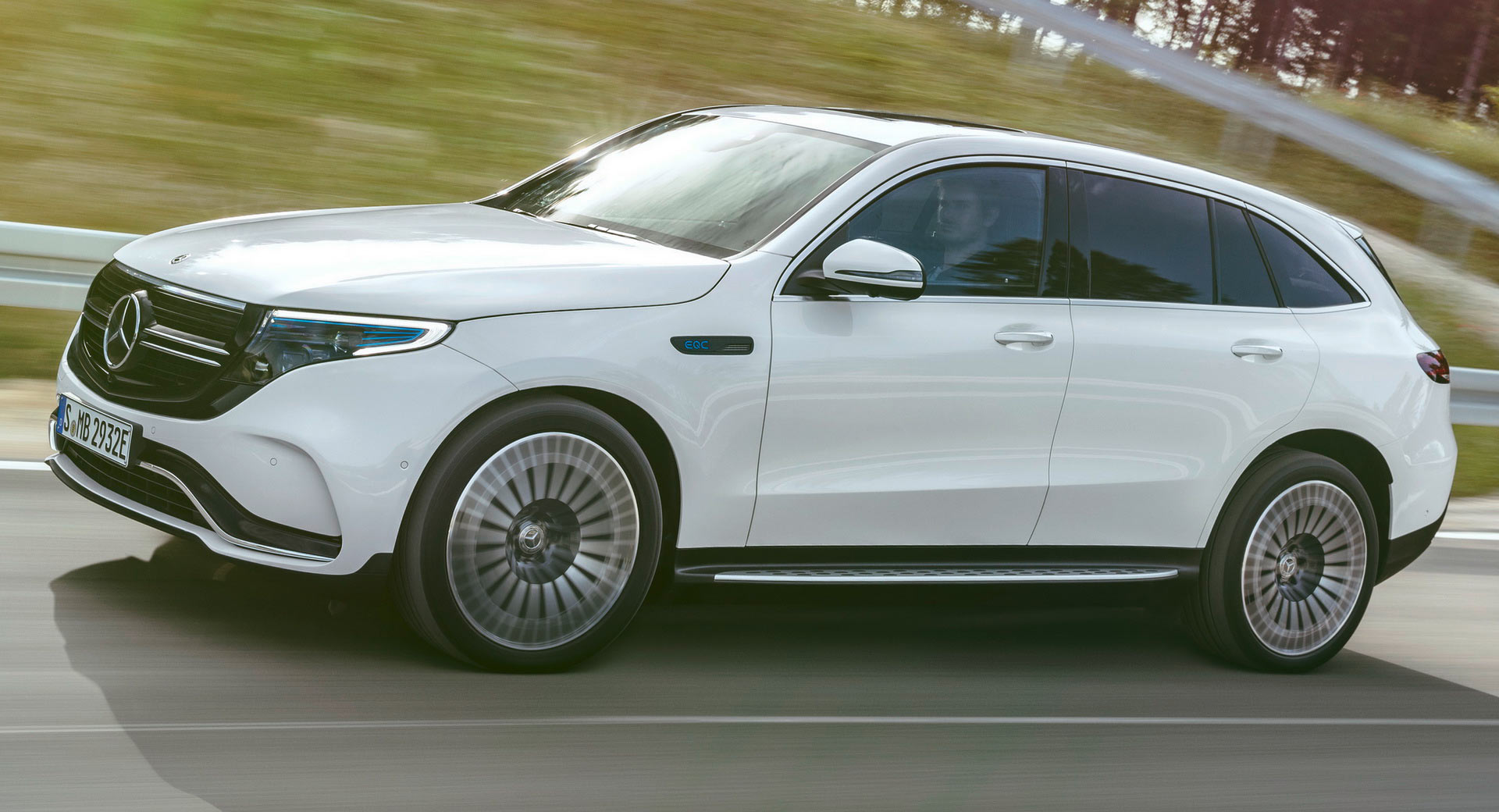 Mercedes EQC To Be Followed By Nine More Electric Vehicles ...