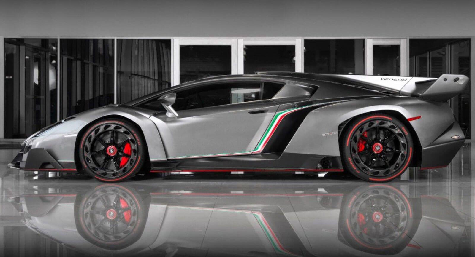 You Can Have A Lamborghini Veneno For The Lowly Price Of 9 5 Million Carscoops