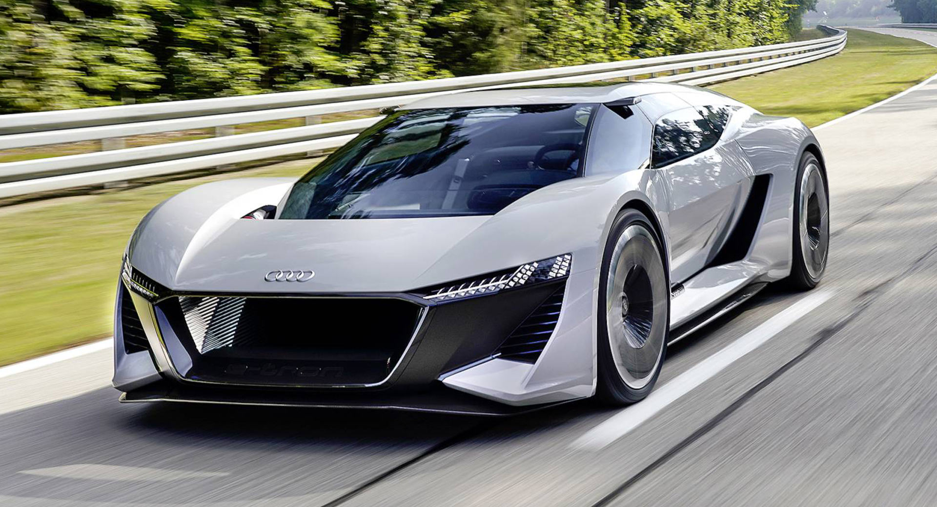 Audi E Tron >> Third-Gen Audi R8 To Be All-Electric With Up To 1000 HP ...