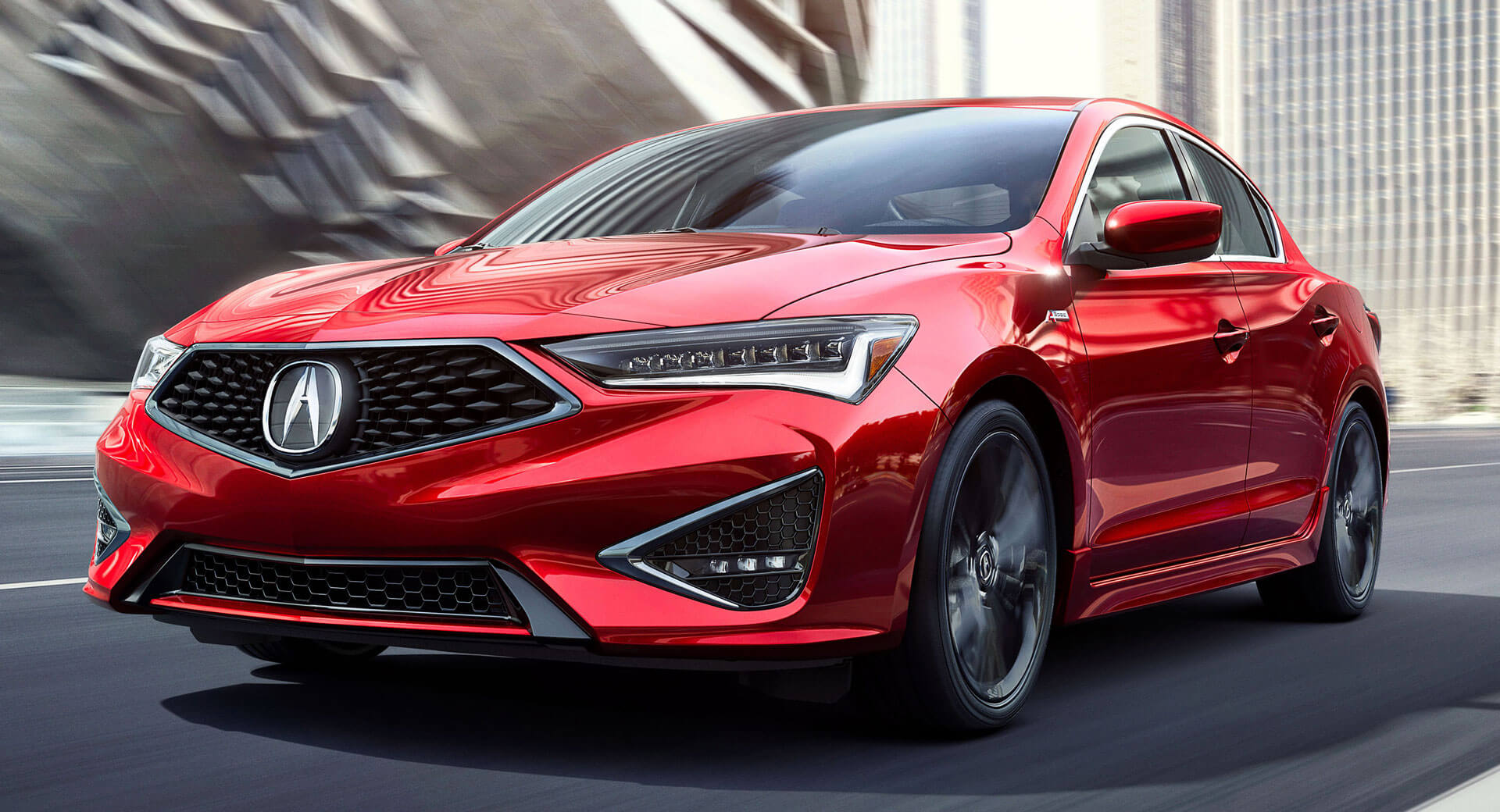 2019 Acura ILX Arrives With A Prettier (Beakless) Face
