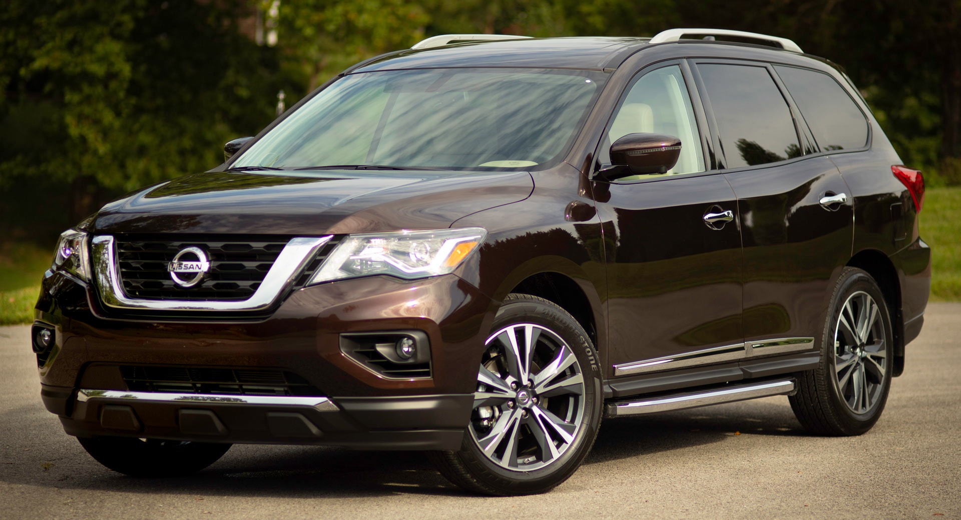 Nissan Pathfinder 2019 >> 2019 Nissan Pathfinder Arrives With Newly Standard Driver Assistance Systems | Carscoops