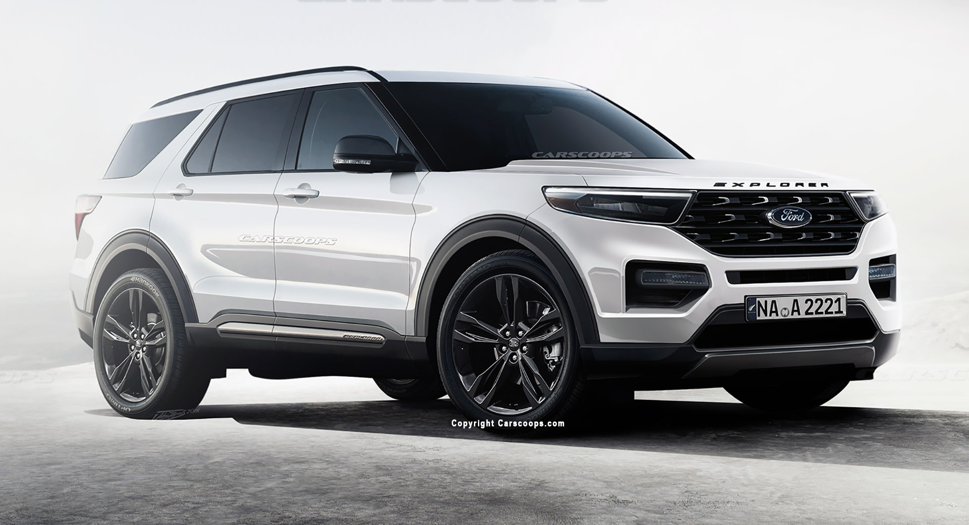 2020 Ford Explorer Looks Powertrains And All The Other