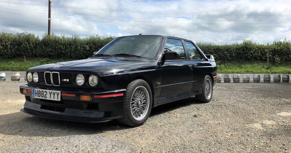 How Much Is A 154k Mile Bmw E30 M3 Sport Evolution Worth To You Carscoops