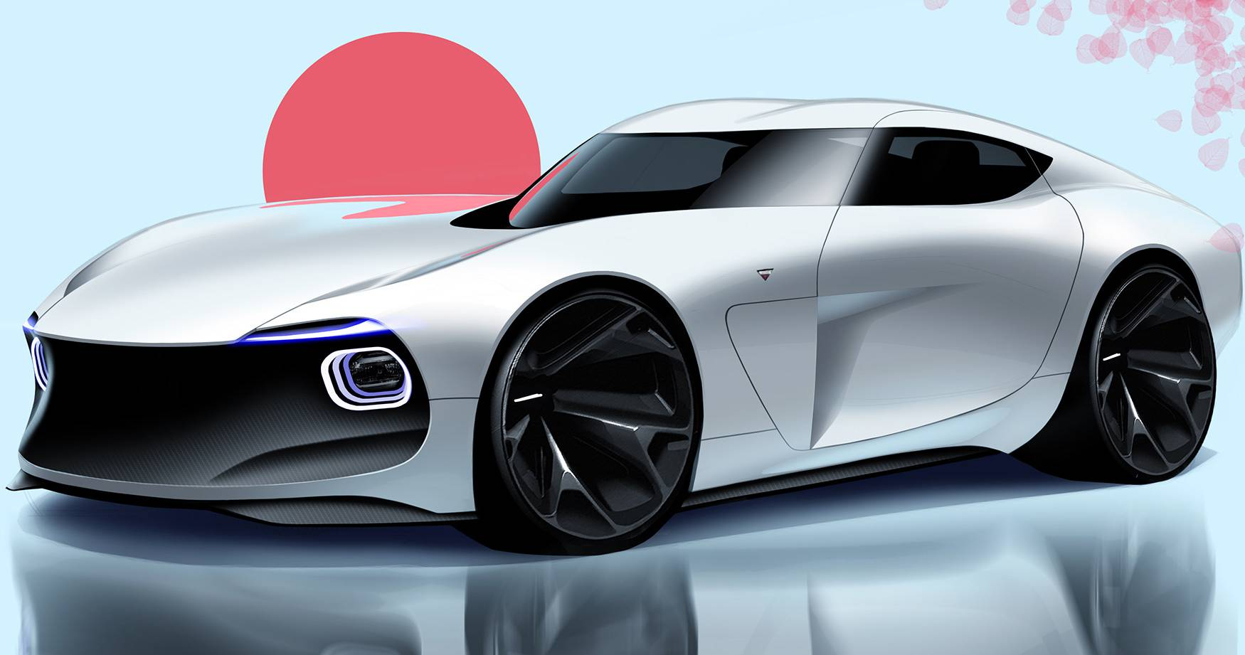 What If Toyota Reinvented The 2000gt Supercar For The 21st