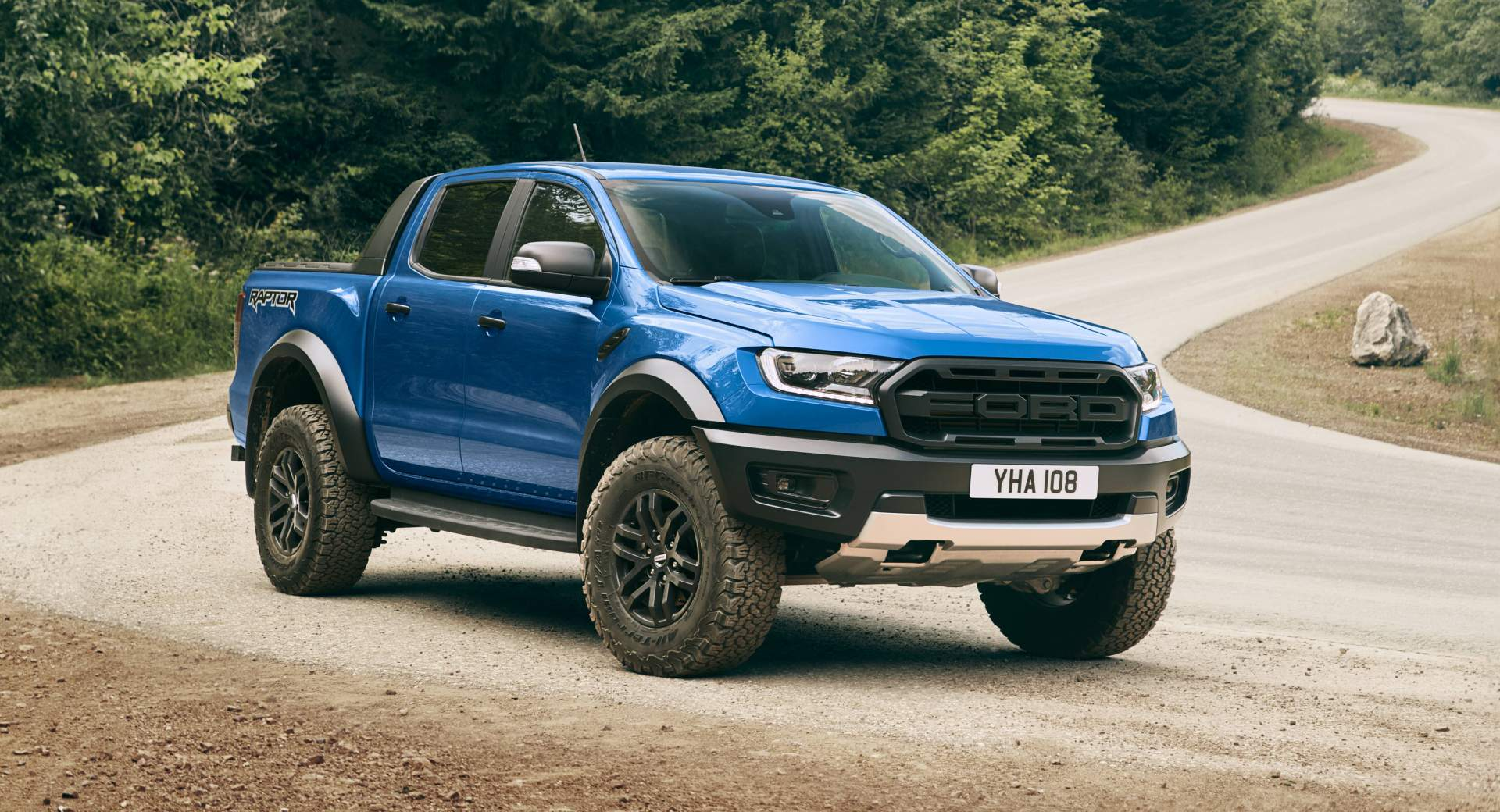 ford drops full off road specs for euro spec 2019 ranger raptor carscoops. Black Bedroom Furniture Sets. Home Design Ideas