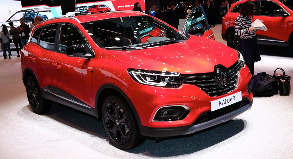2019 Renault Kadjar Brings Refined Looks, New Engines To ...