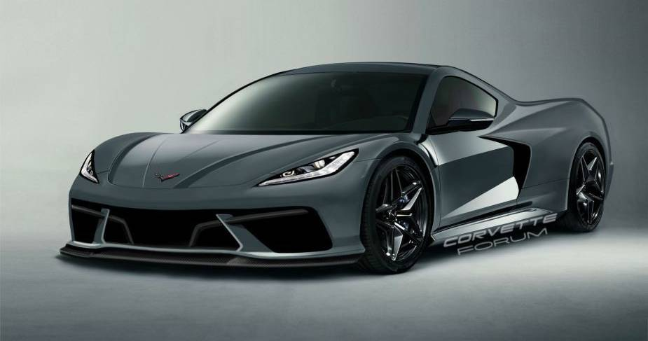 "Former Corvette Engineers Say Mid-Engined C8 Is ""Once-In-A ..."