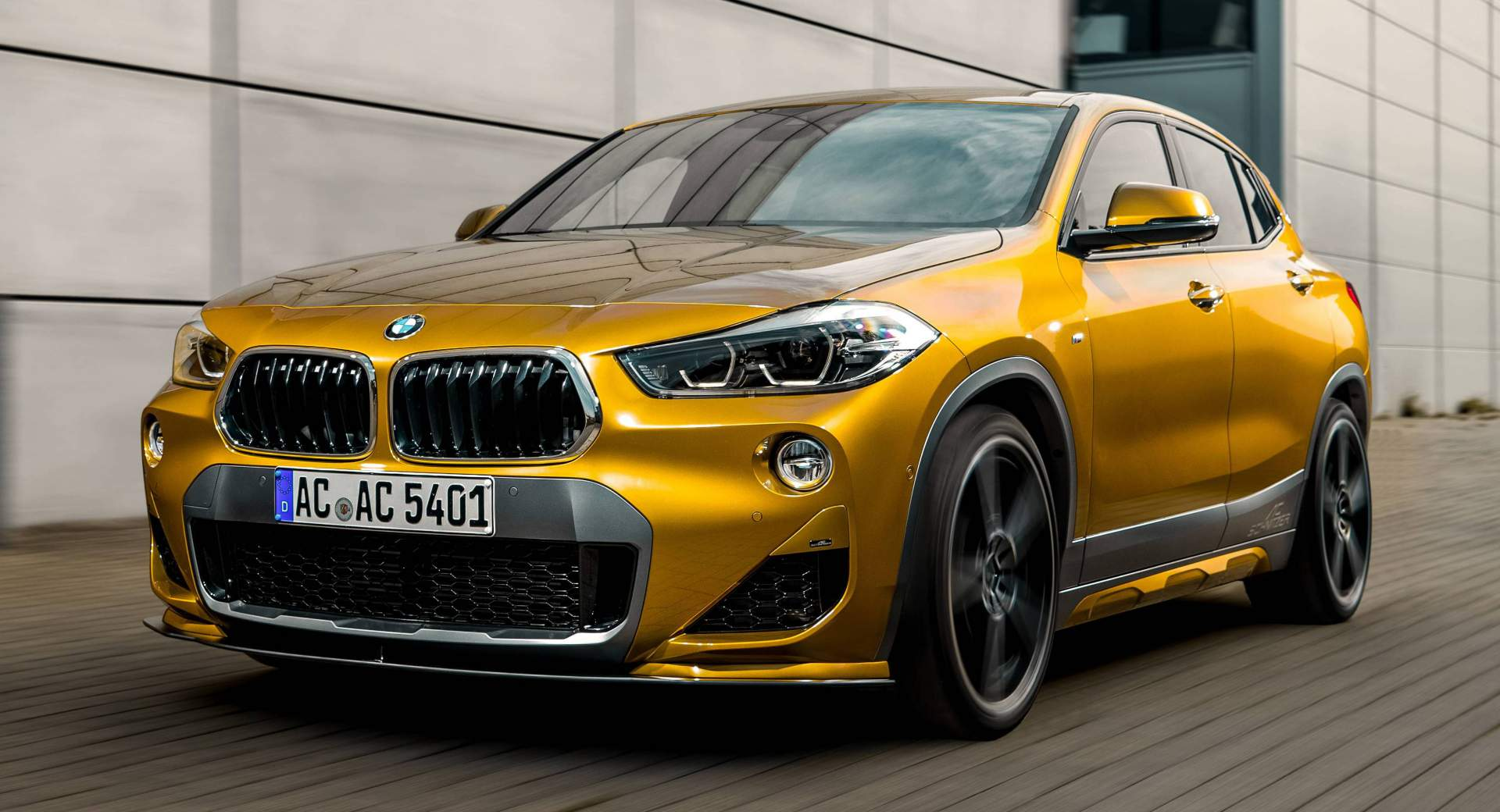 BMW X Gets A Tasteful Makeover From AC Schnitzer Power Upgrades To - Schnitzer