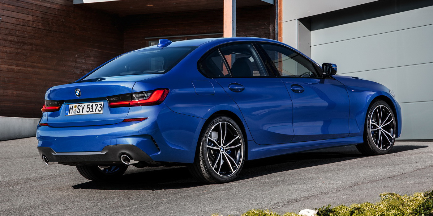 New 2019 Bmw 3 Series Looks To Build On The F30 S Success 244