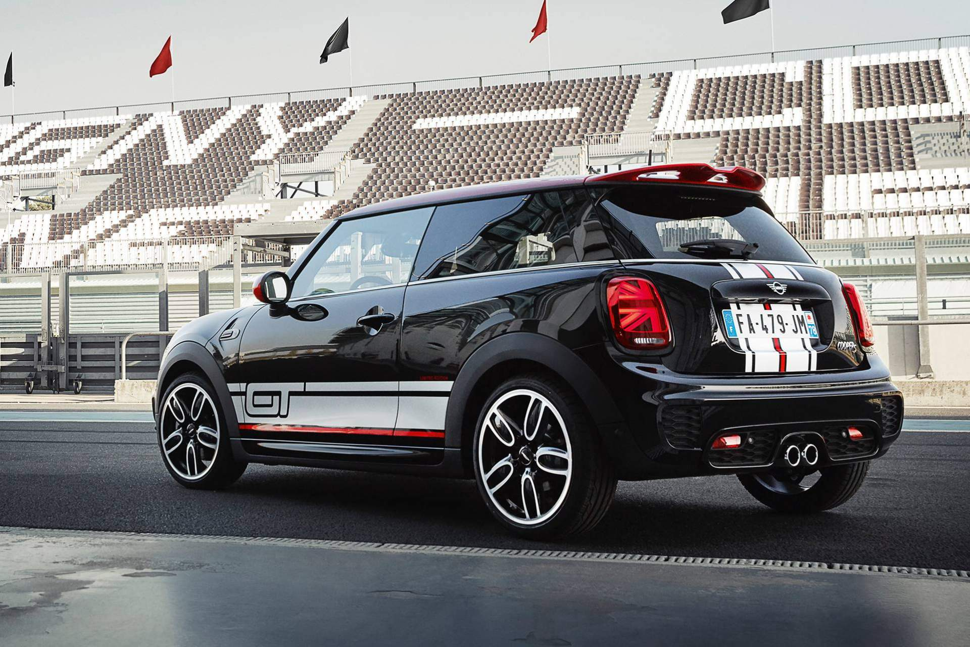 France Car Brand >> New Limited-Run Mini Cooper S GT Edition Pays Tribute To Classic 1275 GT | Carscoops