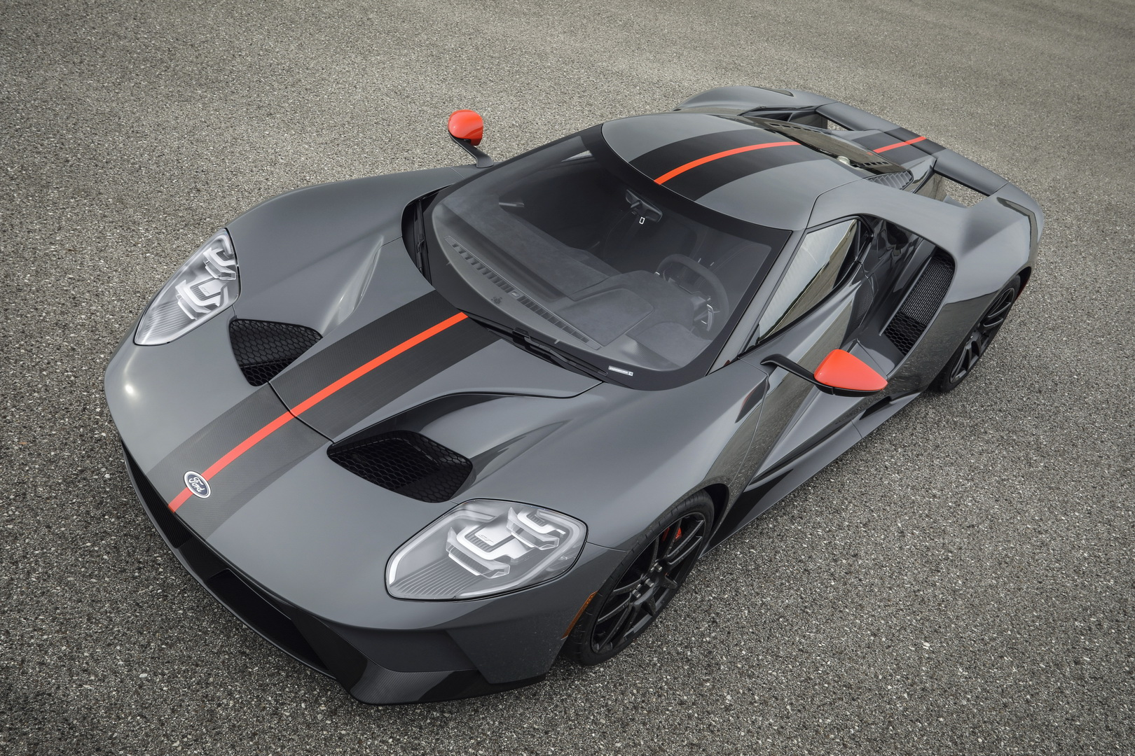 Ford Gt Carbon Series Breaks Cover Future Owners Already Shortlisted