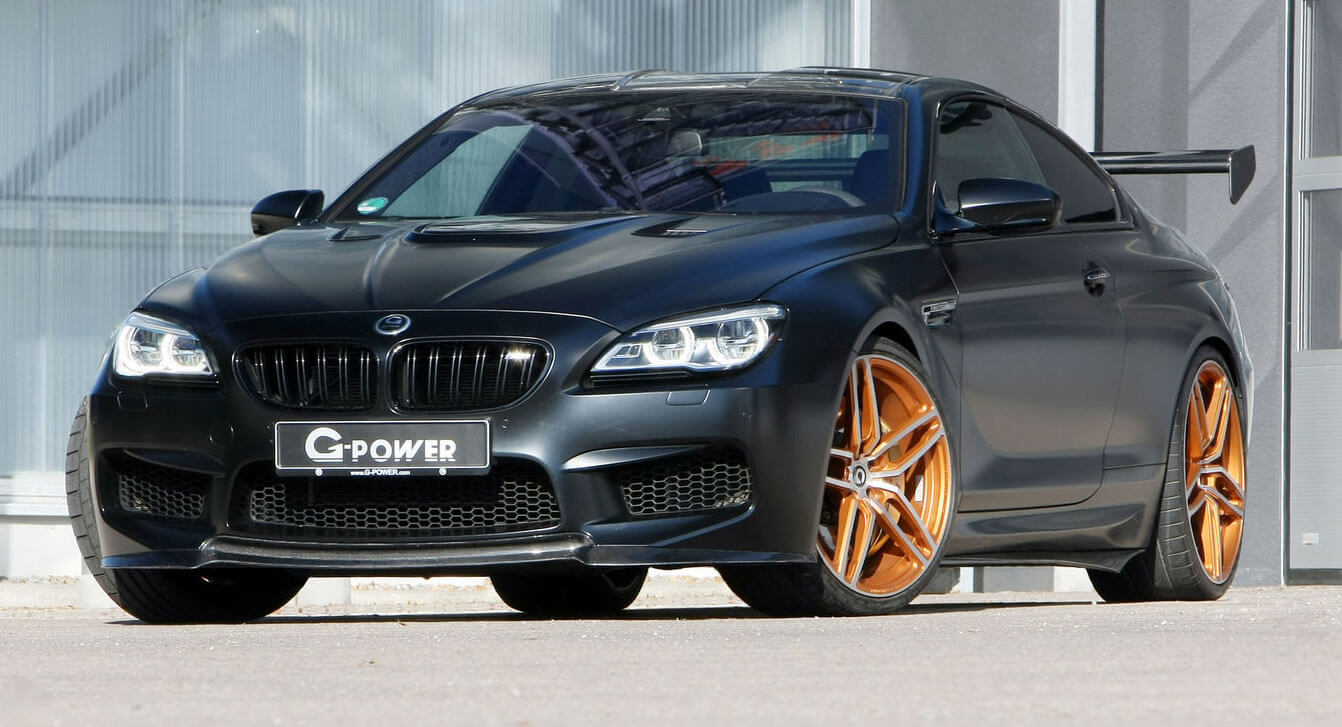 G Power S Bmw M6 Coupe Has 800 Ps And M4 Gts Like Looks Carscoops