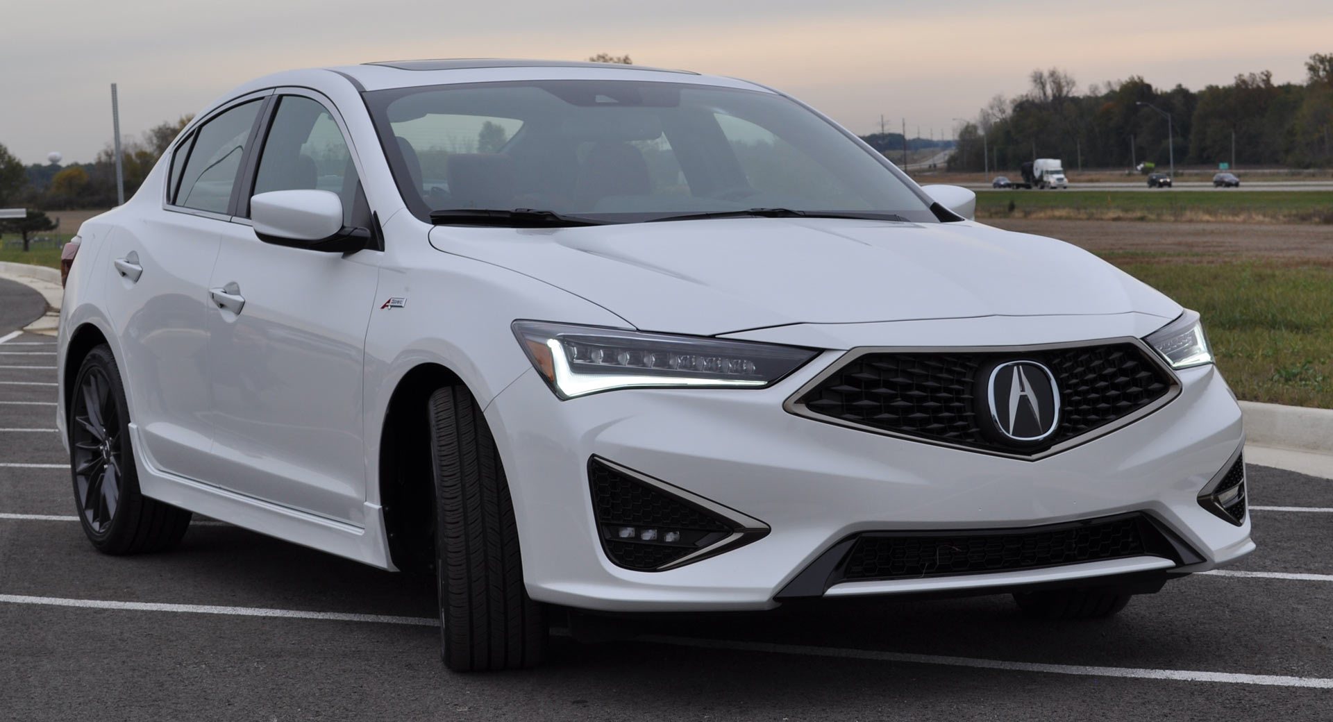 First Drive: 2019 Acura ILX Becomes More Compelling Thanks ...