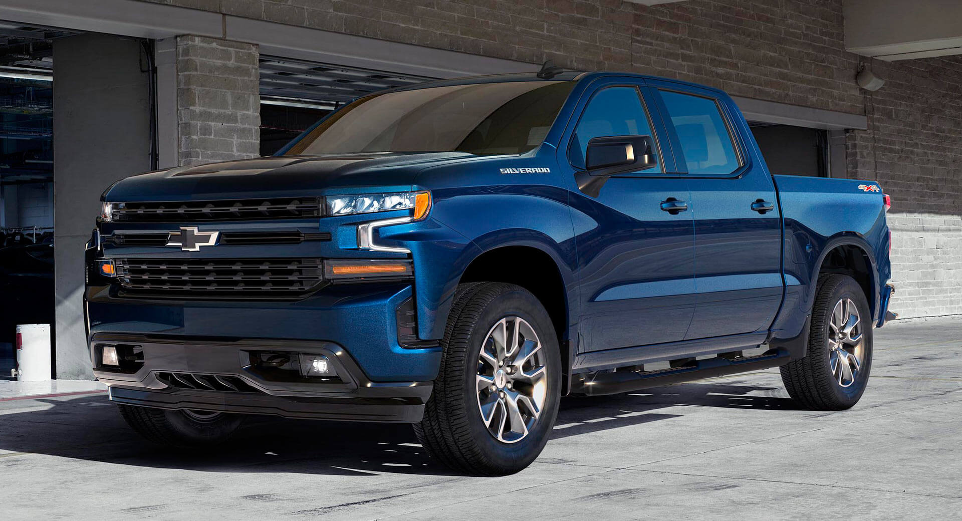 2019 Chevy Silverado Gains All-New 310 HP 2.7L Turbo-Four ...