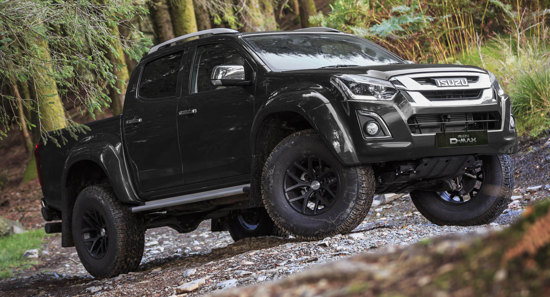 Updated Isuzu D-Max Arctic AT35 Starts From £38,545 In UK ...