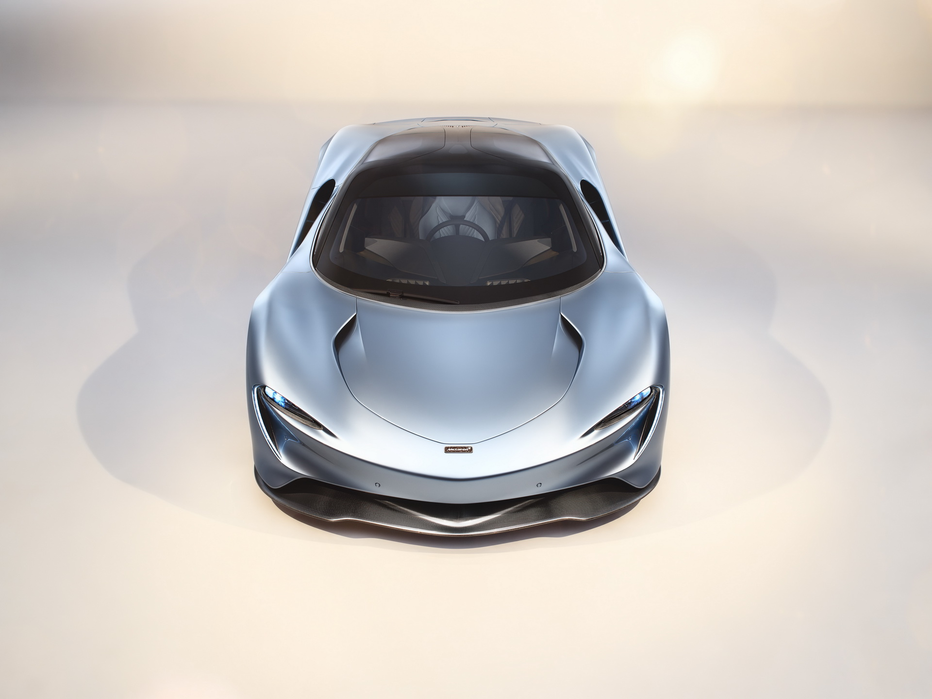 McLaren Speedtail REVEALED - 250mph and 1036BHP for the McLaren F1 successor