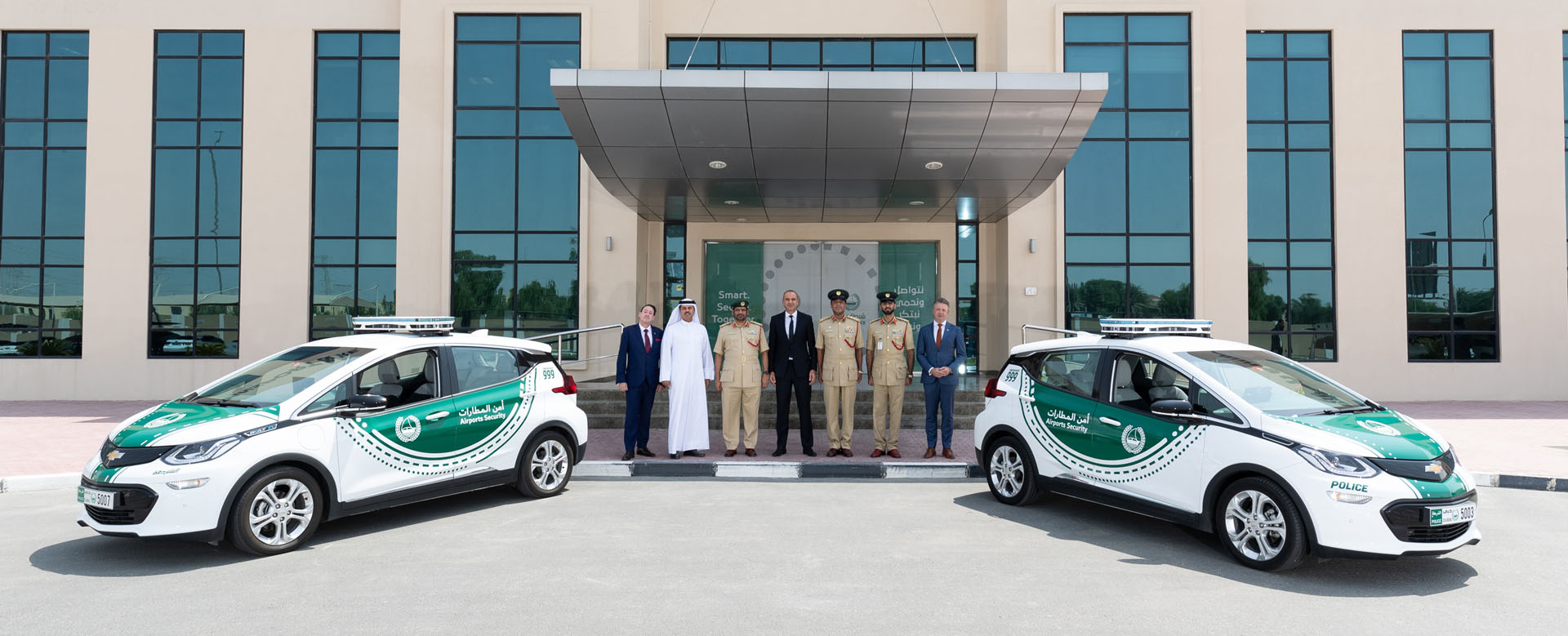 The Latest Addition To The Dubai Police Motor Pool Is