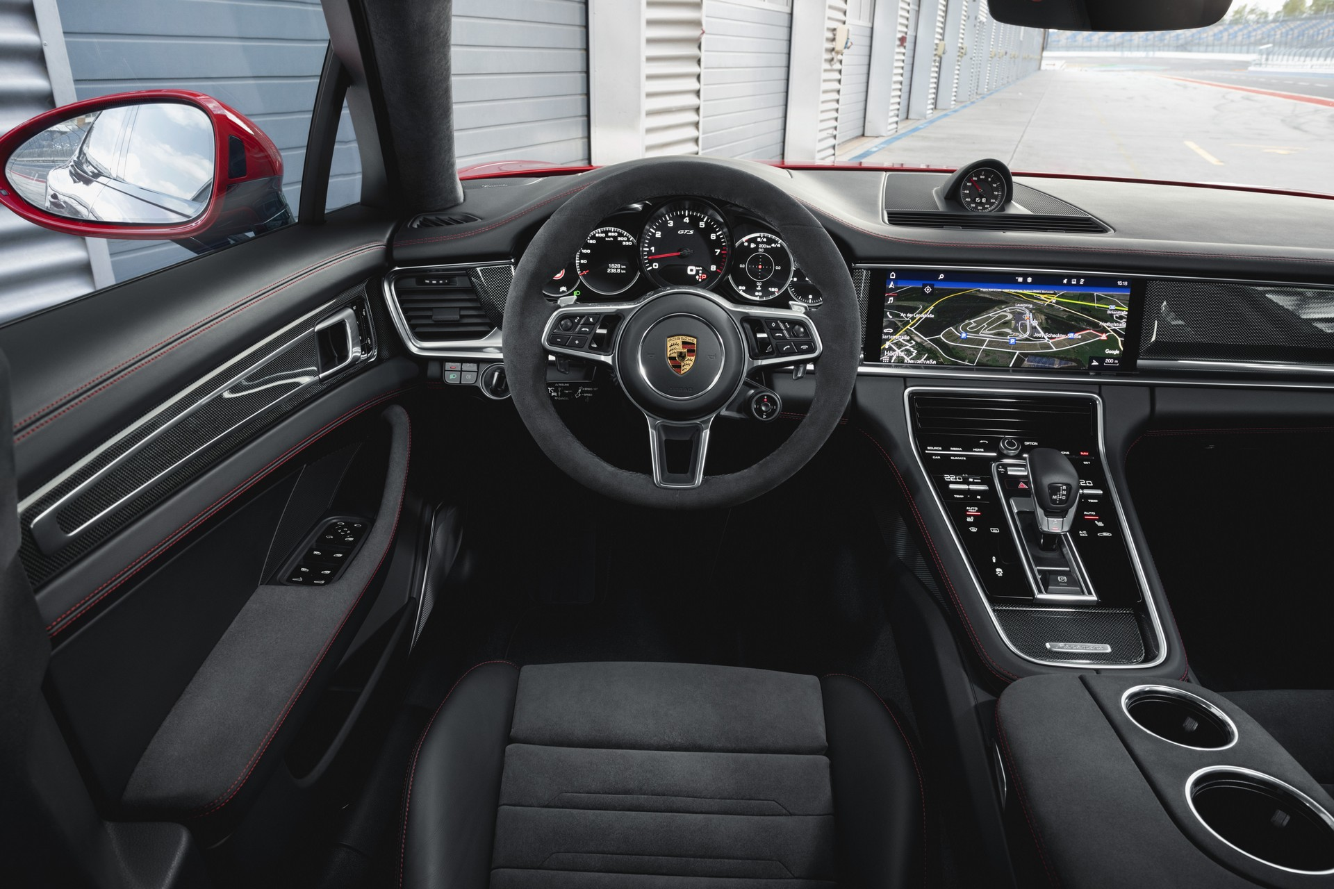2019 Porsche Panamera GTS Gets 460 HP And Cool New Tech