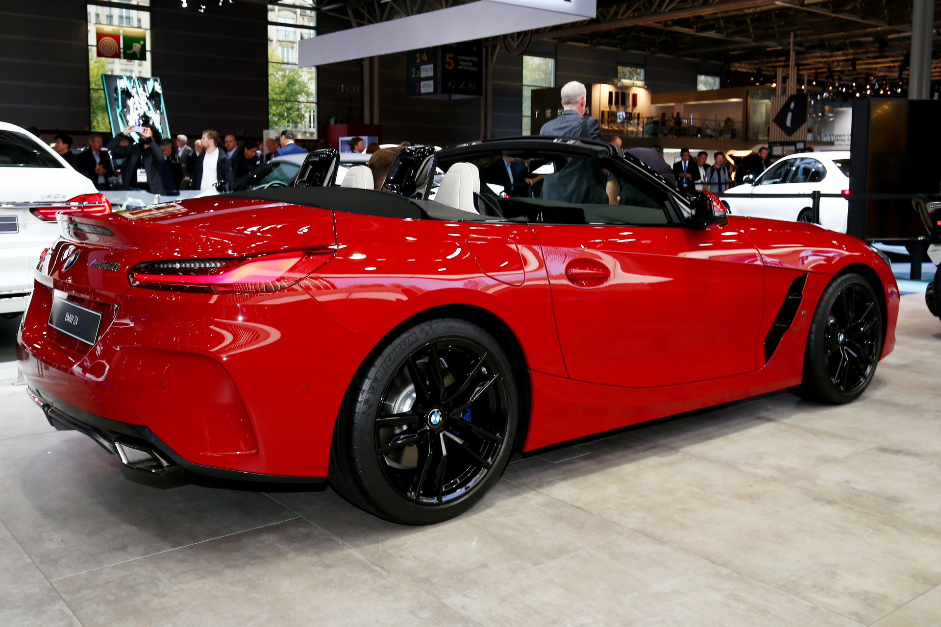 New Bmw Z4 Promises To Excite Drivers With Its Handling