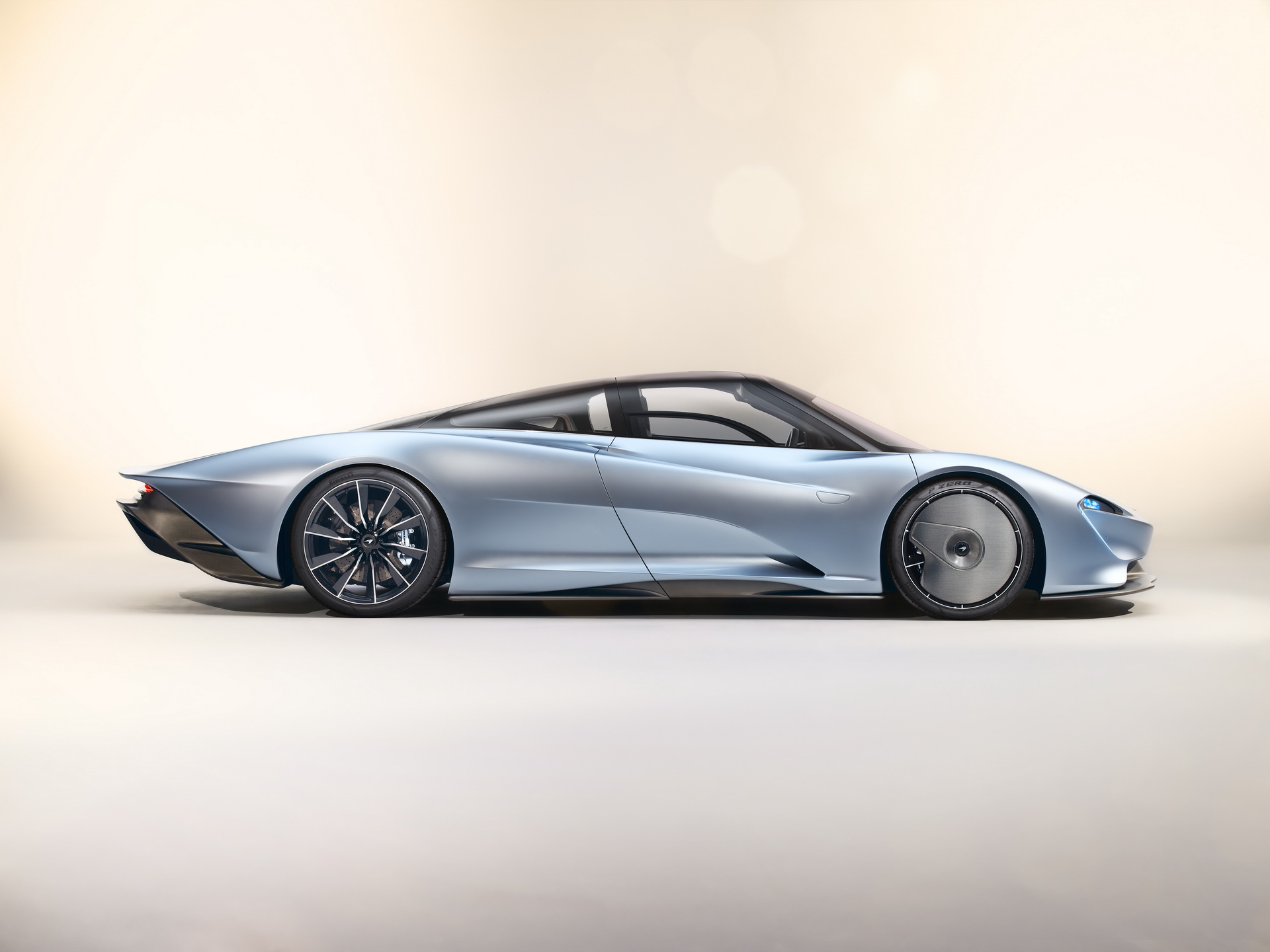 A first look at McLaren's $2.2m Speedtail Hyper-GT