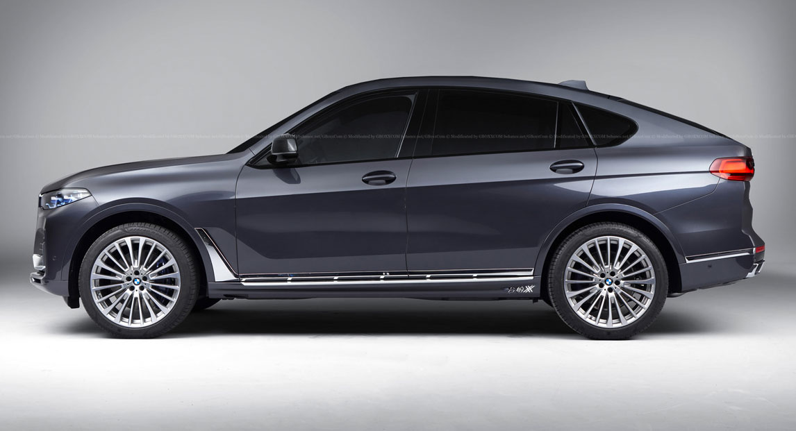 A Bmw X8 Really Oh Yes It Could Be In The Works
