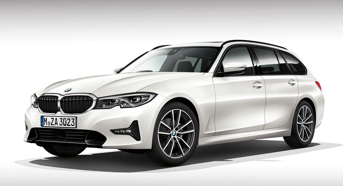 New BMW 3-Series G21 Touring Model Should Look Like This | Carscoops