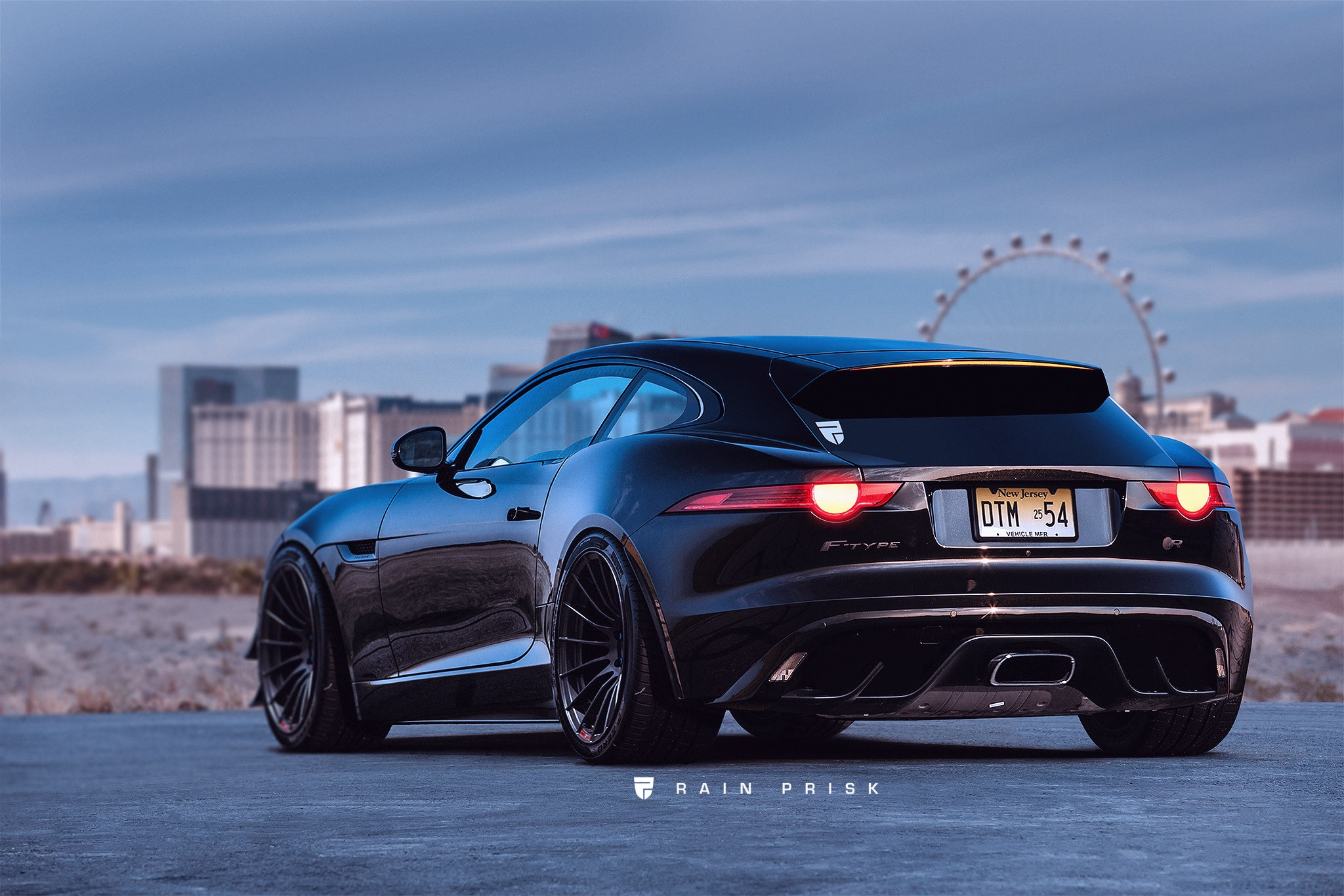 A Jaguar F Type Shooting Brake Could Very Well Be Our Dream Car