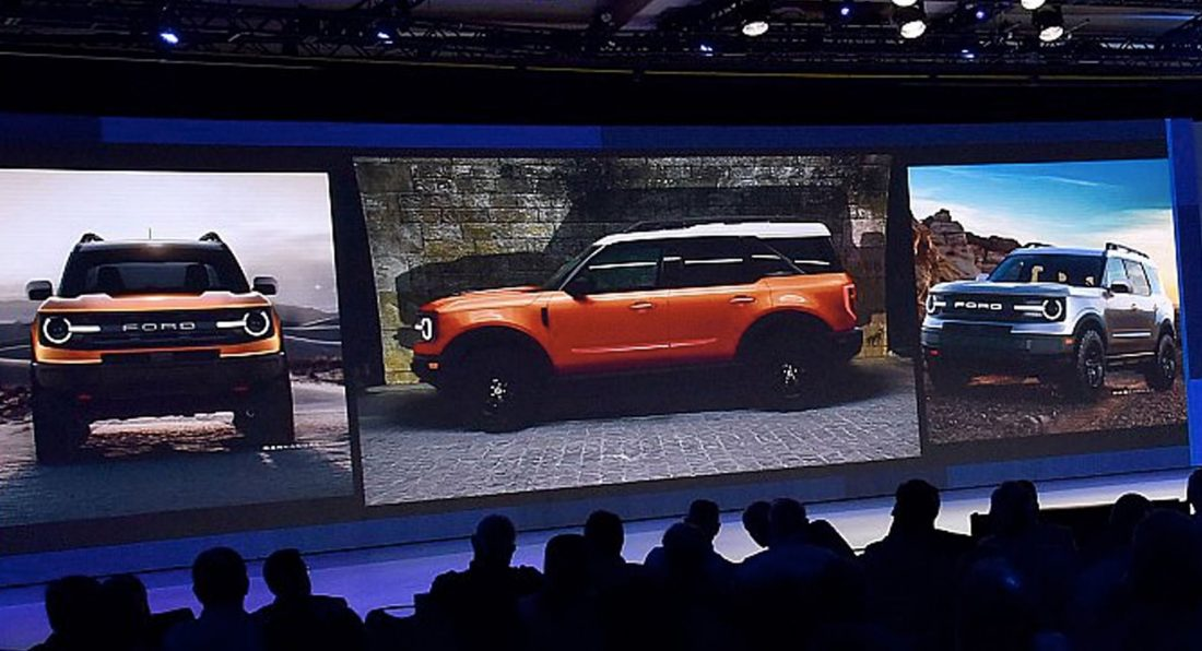 New Ford Baby Bronco This Is Likely It As First