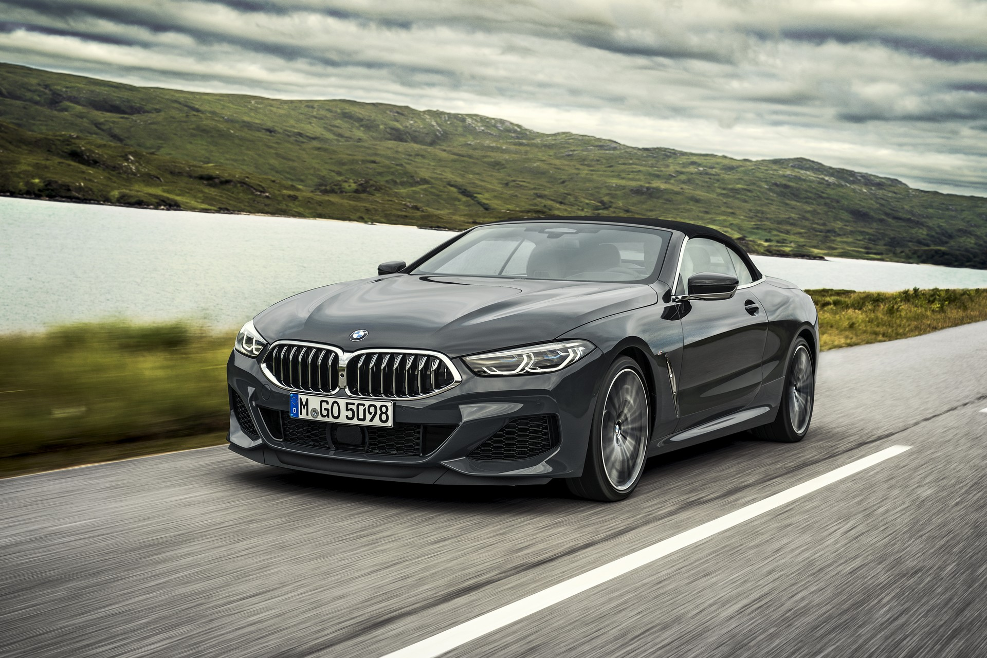 The BMW 8-Series Convertible Is Officially Here With Up To 523bhp