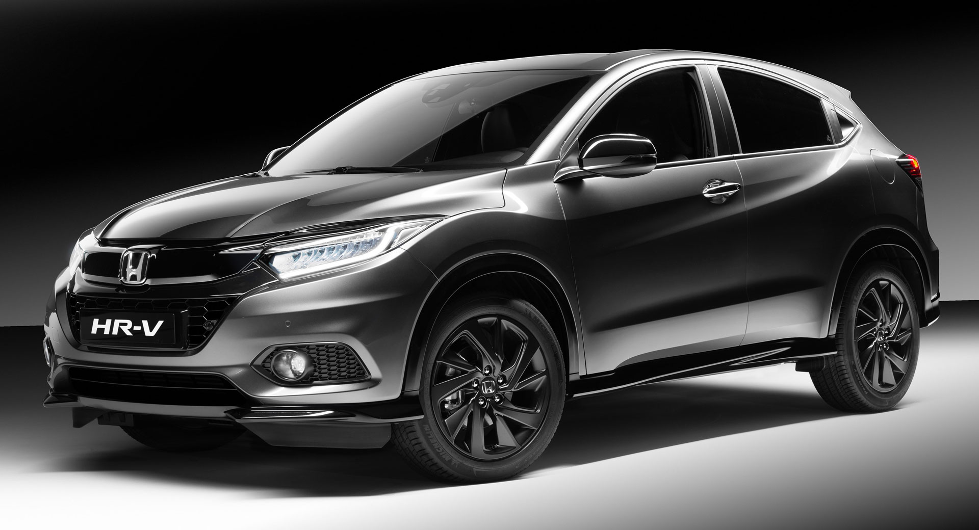 Honda HR-V Sport Gets The Civic's Turbo Four In Europe | Carscoops