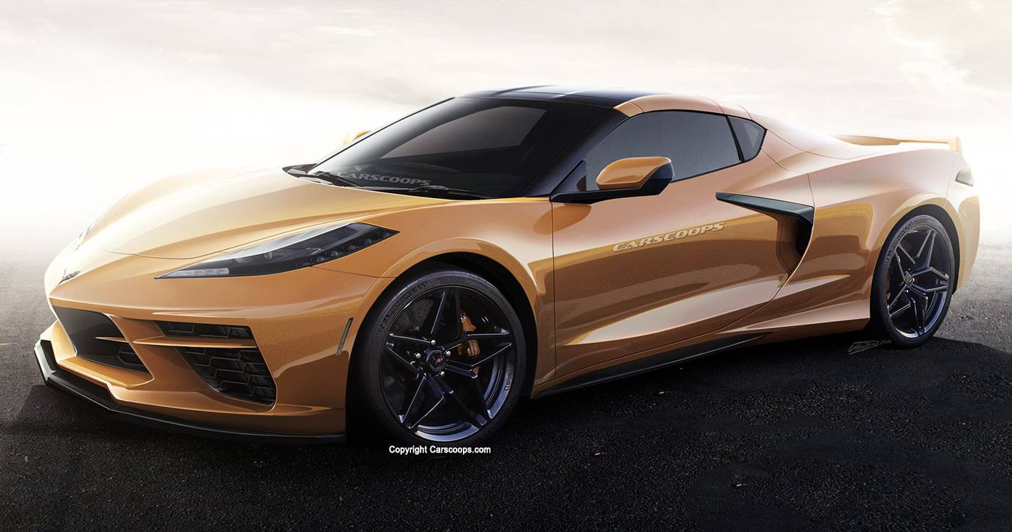 Wait, What? 2020 Corvette C8 Rumored To Cost $170,000 ...