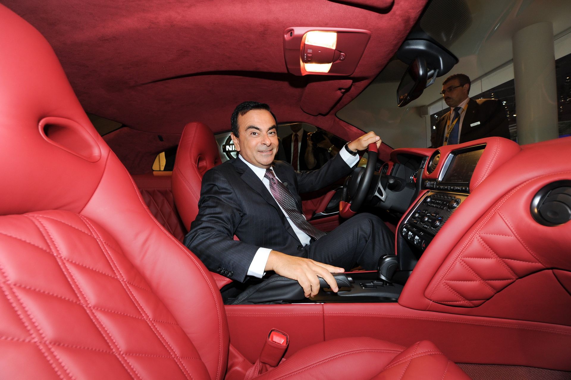 Nissan's Carlos Ghosn arrested over allegations of 'significant' financial misconduct