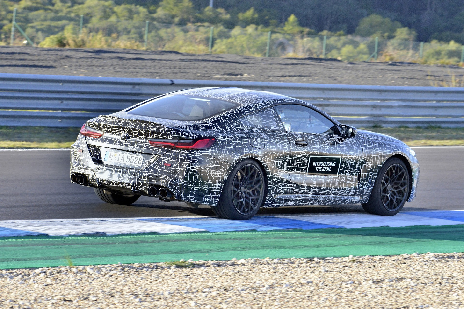 The BMW M8 could have more than 600 horsepower