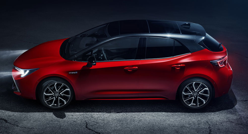 You Can Now Order The New Toyota Corolla In The Uk Prices Start