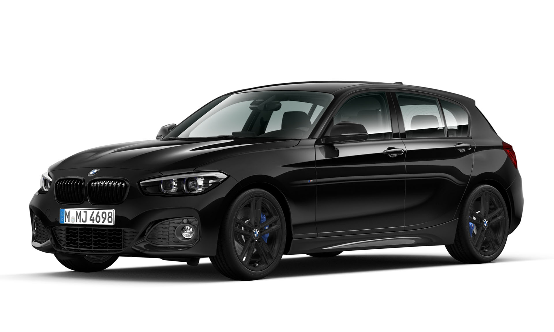 Bmw 1 Series Shadow Edition Taunts Us With The Rwd Hatchback