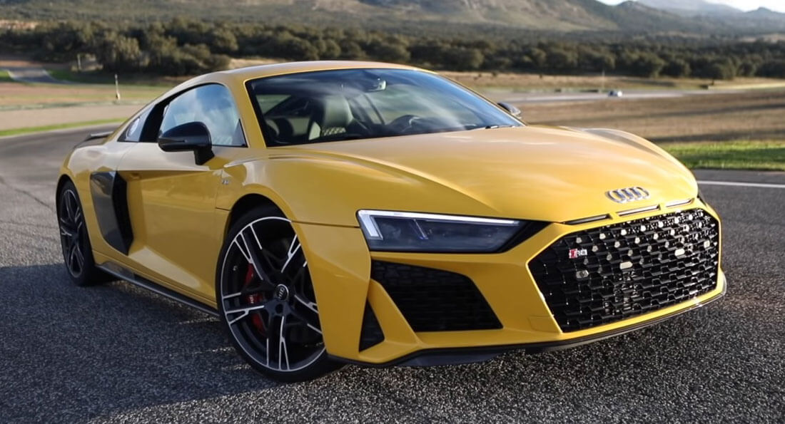 2019 Audi R8 Gets Detailed Then Hits 62 Mph In Just 272 Seconds