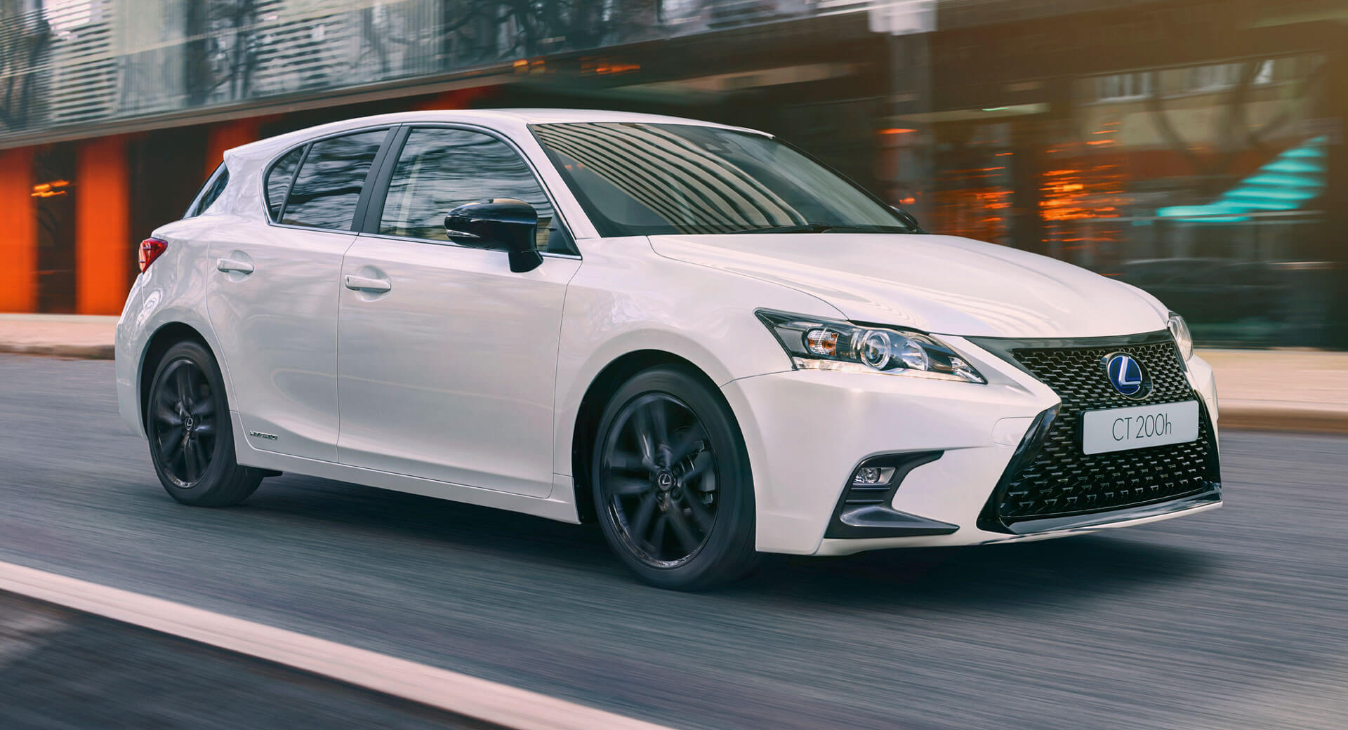 2019 Lexus Ct 200h Arrives With New Grades And