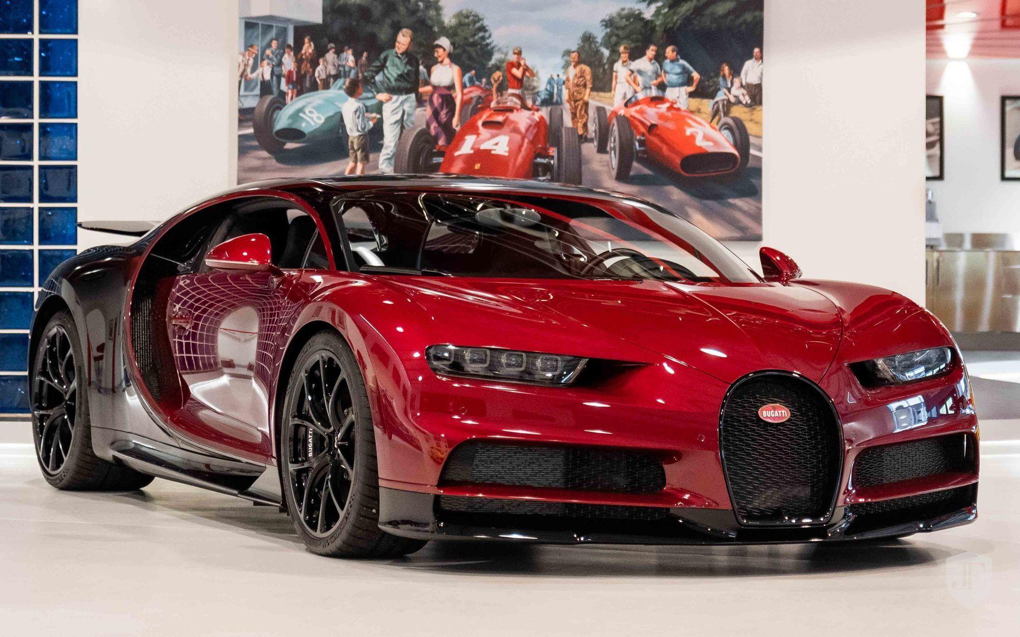 bugatti-chiron-for-sale-1 | carscoops