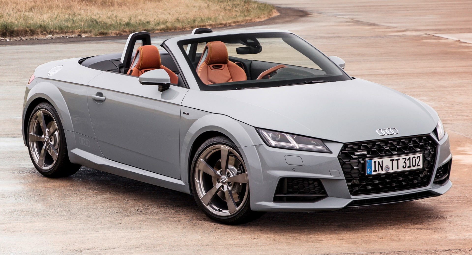 Audi Opens Order Books For Updated Tt Including Limited