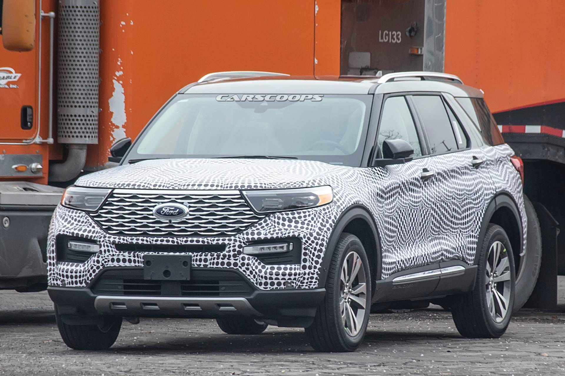 New Ford Bronco Won't Arrive Until After The Next-Gen F ...