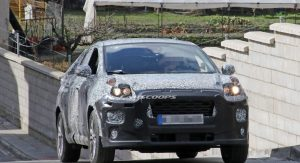 2020 Ford Ecosport Spy Photos And New Generation >> Ford Fiesta-Based SUV EcoSport Replacement Spied Near The