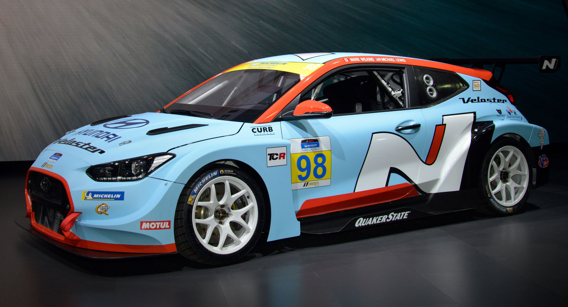 Used Hyundai Veloster >> Hyundai Gives Veloster N TCR Racing Pedigree With 350 Horses | Carscoops