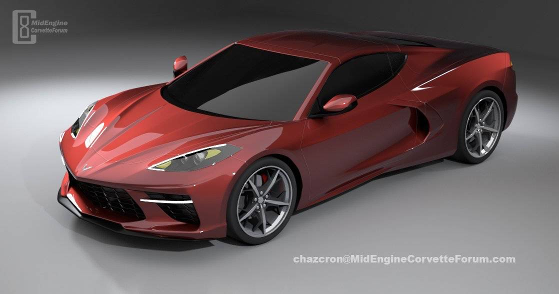 2020 Corvette C8 Rumored To Make Surprise Debut On January ...