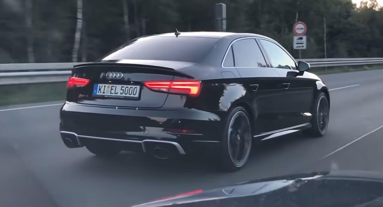 Kekurangan Audi Rs3 Spesifikasi