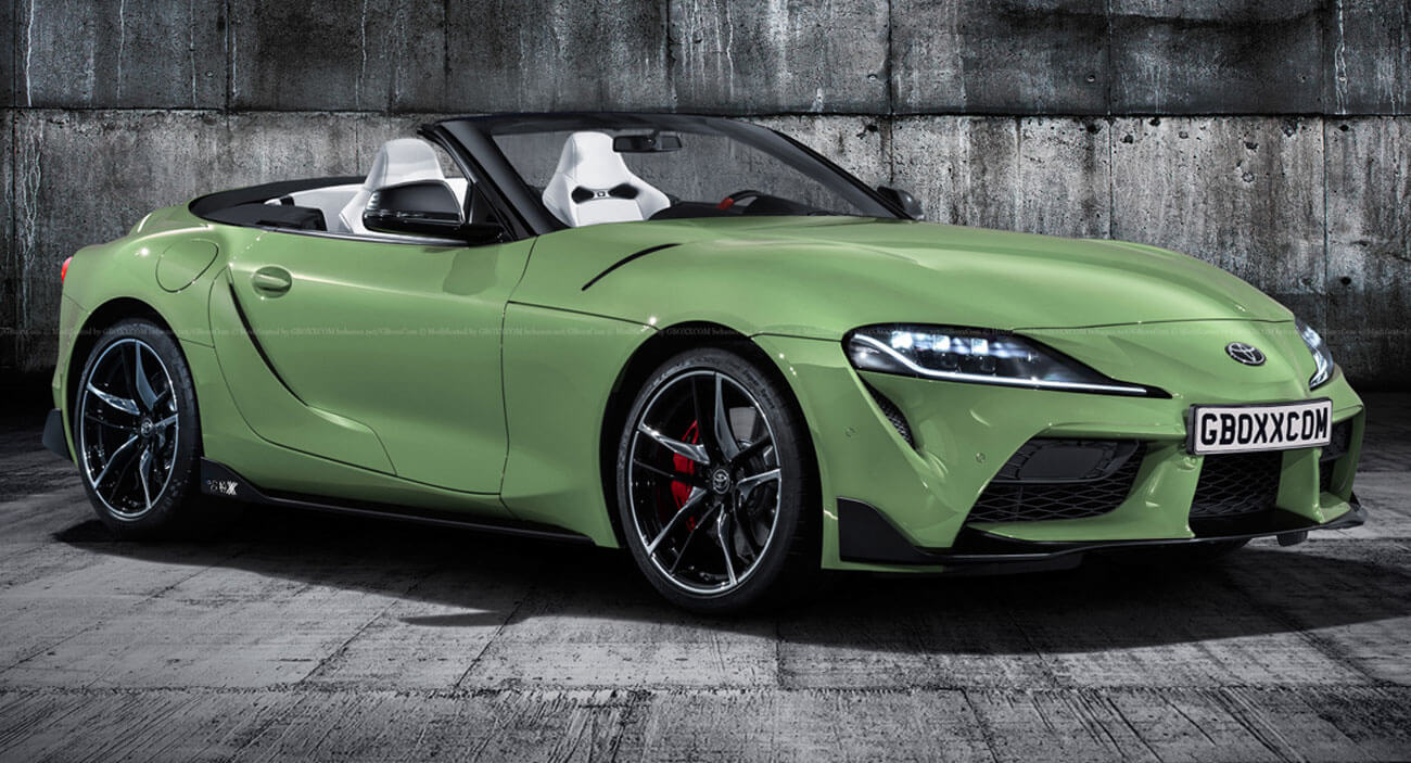 Japanese Car Brands >> Will Toyota Ever Launch A Convertible Supra? | Carscoops
