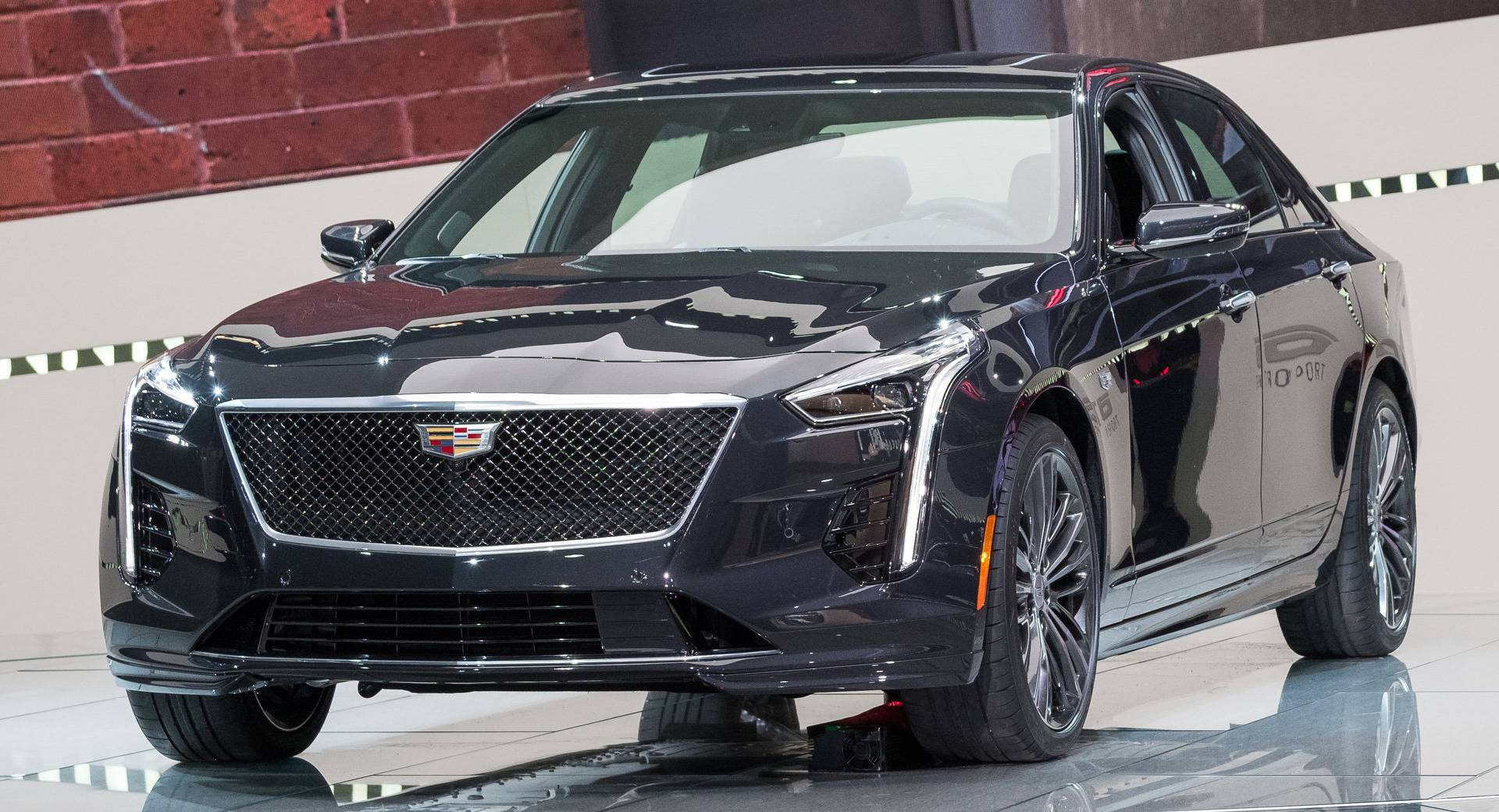 Cadillac's Blackwing Twin-Turbo V8 Comes To $97,000 CT6 Platinum | Carscoops