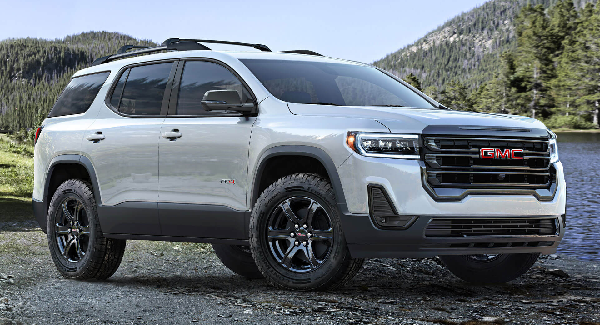 2020 GMC Acadia Unveiled With New 230 HP 2.0L Engine, 9 ...