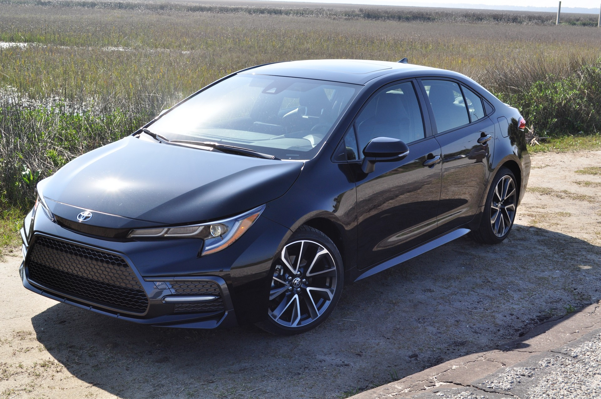 Driven: 2020 Toyota Corolla Wants To Shake Its Boring