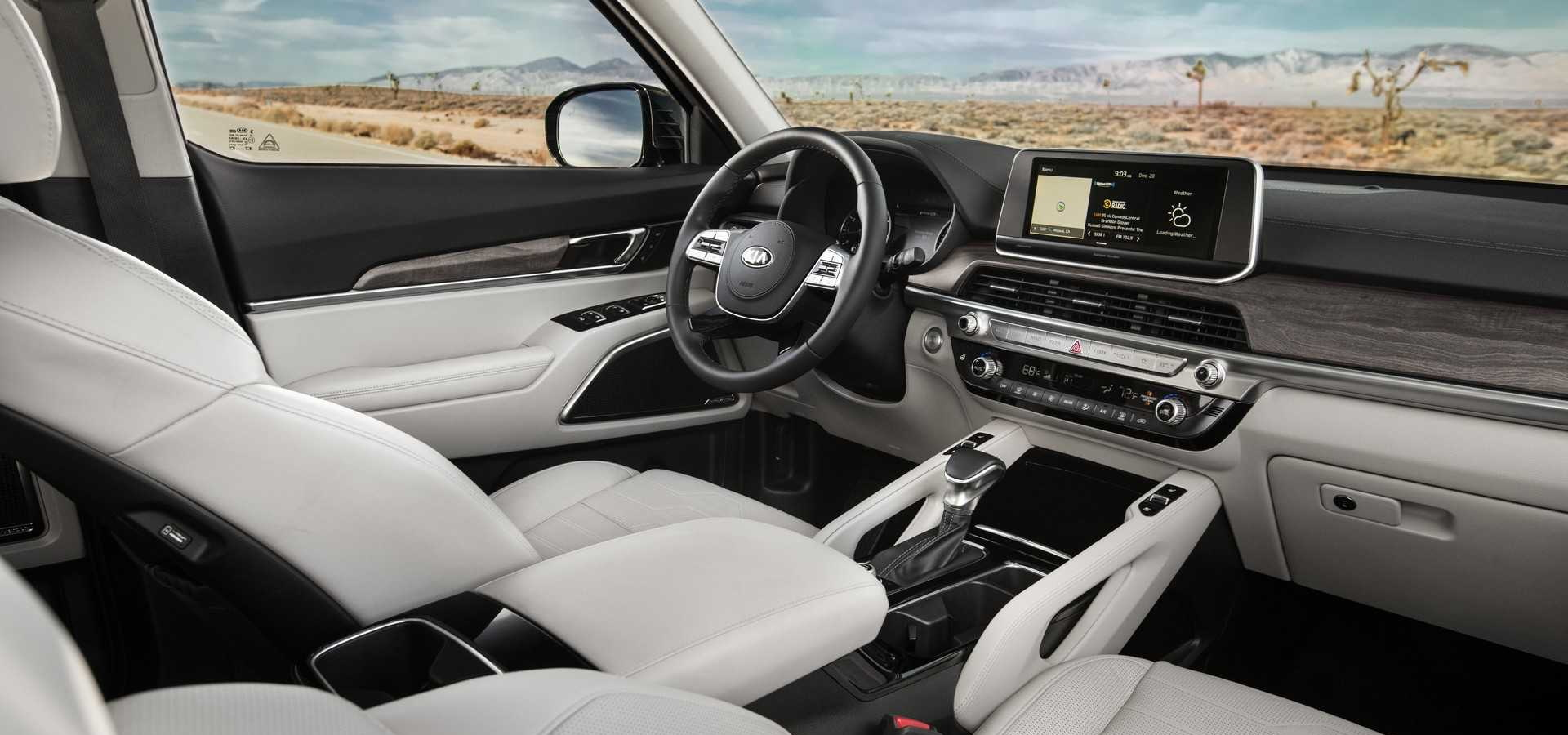 Top Rated Car Seats 2020.2020 Kia Telluride Priced From 31 690 Packs Loads Of Standard