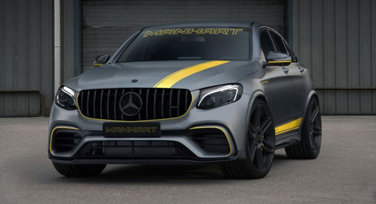 for 158k you can get a slightly used 690 hp mercedes amg glc 63 coupe carscoops